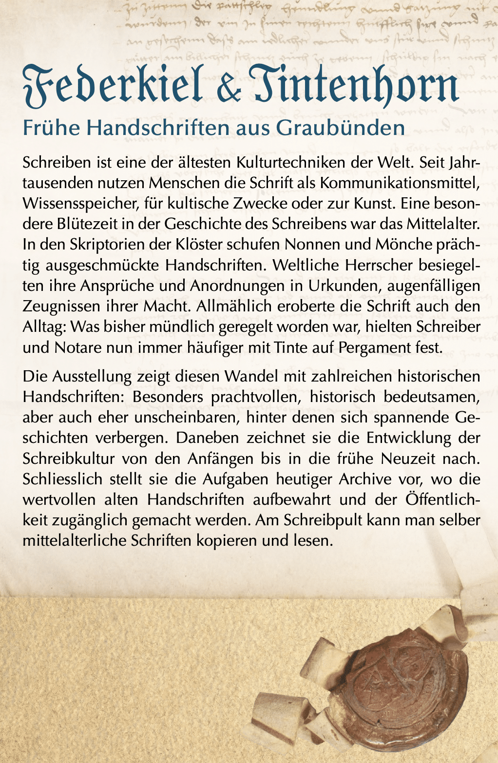 Federkiel & Tintenhorn